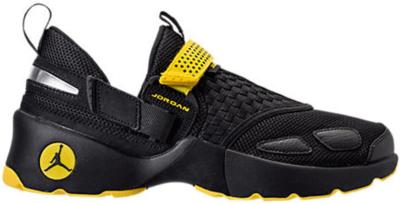 Jordan Trunner LX Thunder Black/Black-Opti Yellow 897992-031