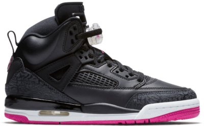 Jordan Spizike Black Deadly Pink (GS) Black/Deadly Pink-Anthracite 535712-029