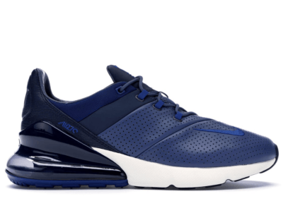 Nike Air Max 270 Premium Diffused Blue Diffused Blue/Thunder Blue-Obsidian-Gym Blue AO8283-400