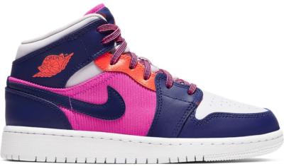 Jordan 1 Mid Pink 555112-602