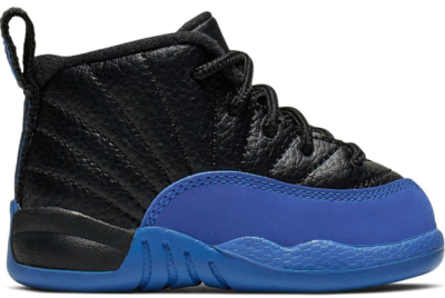 Jordan 12 Retro Black Game Royal (TD) Black/Game Royal-Black 850000-014
