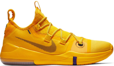 Nike Kobe AD Lakers Amarillo Amarillo/Court Purple-Black AR5515-700
