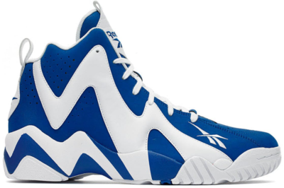 Reebok Kamikaze II Letter of Intent Team Dark Royal/White V61114