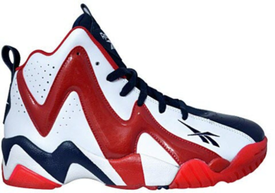 Reebok Kamikaze II USA White/Red/Navy V46096
