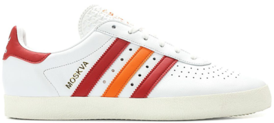 adidas 350 White Scarlet Orange Cloud White/Scarlet/Orange CQ2778