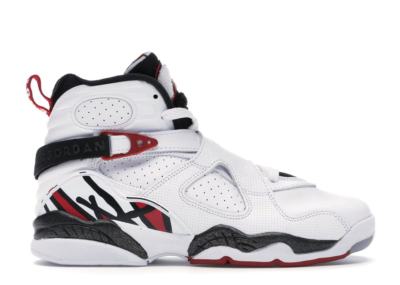 Jordan 8 Retro Alternate (GS) White/Gym Red-Black-Wolf Grey 305368-104