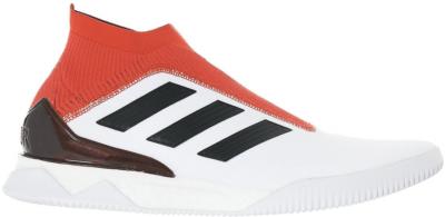adidas Predator Tango 18+ White Black Coral Footwear White/Core Black/Real Coral CM7686