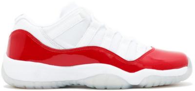 Jordan 11 Retro Low Cherry 2016 (GS) 528896-102