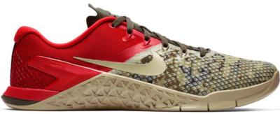 Nike Metcon 4 XD Sequoia University Red Sequoia/University Red-Olive Canvas BV1636-301
