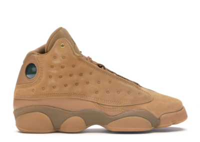 Jordan 13 Retro Wheat (GS) Elemental Gold/Baroque Brown-Gum Yellow 414574-705