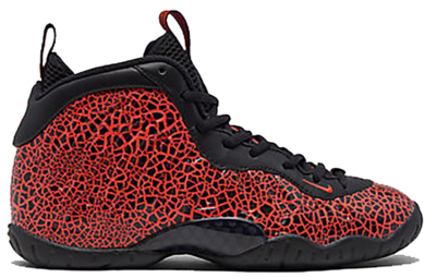 Nike Air Foamposite One Cracked Lava (GS) 644791-012