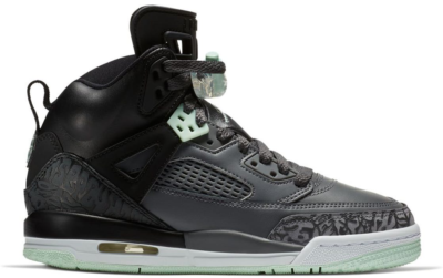 Jordan Spizike Mint Foam (GS) Black/Mint Foam-Dark Grey-White 535712-015