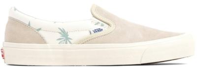 Vans Slip-On Modernica Light Blue Repeat Palm Leaf Seed Pearl/Palm Leaf VN0A45JKVQK