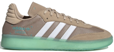 adidas Samba RM Miami Pale Nude/Real Purple-Hi-Res Aqua EE5505