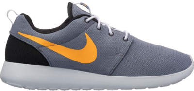 Nike Roshe One Cool Grey Laser Orange Cool Grey/Laser Orange-Pure Platinum-Black 511881-038