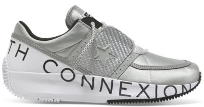 Converse Run Star Low Faith Connexion (W) Harbour Mist/Black 565537C