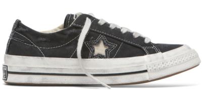 Converse One Star Ox Faith Connexion (W) Dark Navy/Egret-Egret 565536C