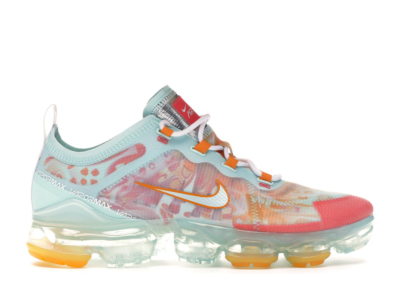 Nike Air VaporMax 2019 Teal Tint Ember Glow (W) Teal Tint/Ember Glow/Orange Peel CD7096-300
