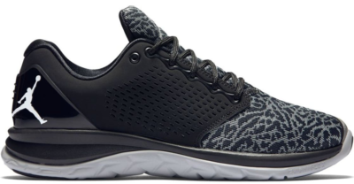 Jordan Trainer ST Black Wolf Grey Black/White-Wolf Grey-Cool Grey 820253-010