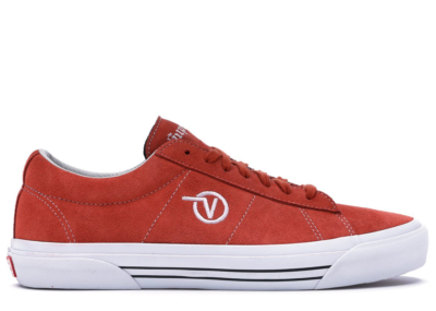 Vans Sid Pro Supreme Burnt Orange Suede/Burnt Och VN0A3XTISJN