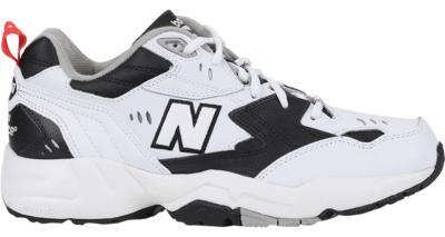 New Balance 608 White Black White/Black MX608RB1