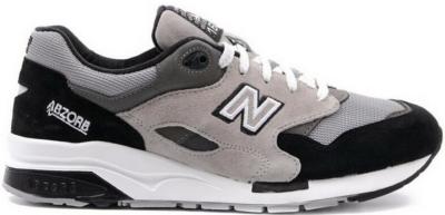 New Balance 1600 Grey Black Grey/Black CM1600CB