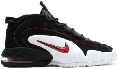 Nike Air Max Penny 1 Chicago Bulls (2007) Black/Varsity Red-White-Metallic Silver 311089-061