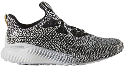 adidas Alphabounce Motion Capture (W) Core Black/Running White Ftw B54367