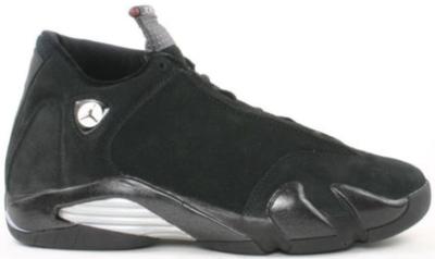 Jordan 14 Retro Redwood Black/Light Graphite-Metallic Silver-Redwood 311832-001