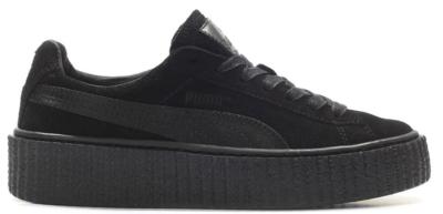 Puma Creepers Rihanna Fenty Satin Black (W) Black/Black/Black 362268-01