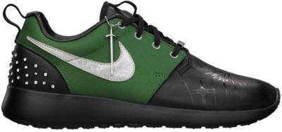Nike Roshe Run Doernbecher (GS) Black/Fortress Green-Metallic Silver 638960-030
