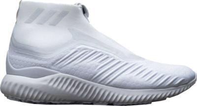 adidas Alphabounce Zip Triple White White/Crystal White/Core Black DA9707