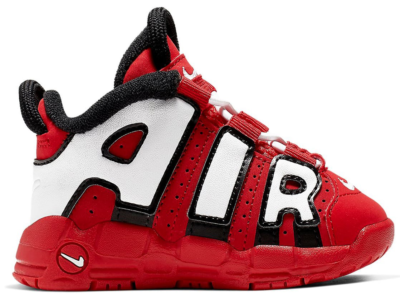 Nike More Uptempo Red CD9404-600