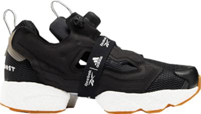 Reebok InstaPump Fury Boost Schoenen Black / White / Reebok Rubber Gum-06 FU9239