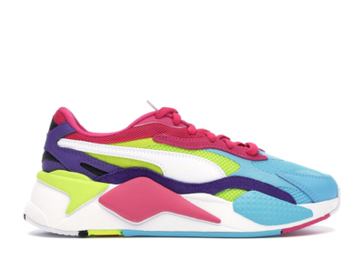 Puma RS-X3 Puzzle Beetroot Purple (W) 373797-08