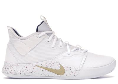 Nike PG 3 White AO2607-100