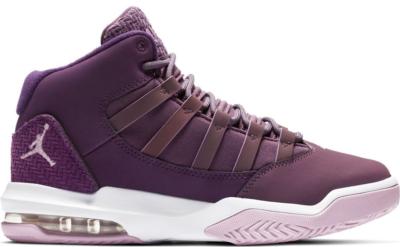Jordan Max Aura Pro Purple Arctic Pink (GS) Pro Purple/Arctic Pink-White AQ9249-500