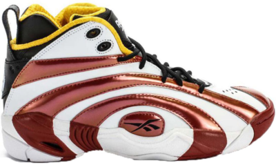 Reebok Shaqnosis Miami Heat Black/Yellow-Red-White V51849