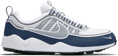 Nike Air Zoom Spiridon White Midnight White/Silver-Light Midnight 849776-103