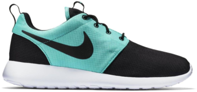 Nike Roshe Run Tiffany Black/Black-Light Retro-White 511881-025