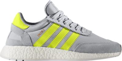 adidas Iniki Runner Clear Onix Solar Yellow (W) Clear Onix/Solar Yellow/Footwear White BB0001
