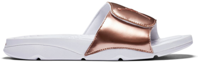Jordan Hydro Slide Retro 5 Pinnacle Bronze 854555-105