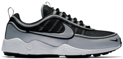 Nike Air Zoom Spiridon 16 Black Silver Reflective 926955-003