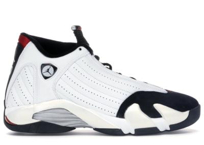 Jordan 14 Retro Black Toe (2006) 311832-162