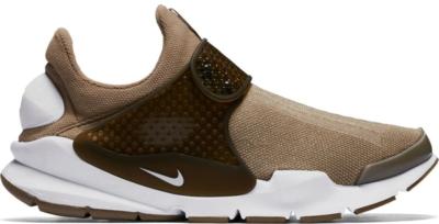 Nike Sock Dart Khaki Khaki/White-Cargo Khaki 819686-200
