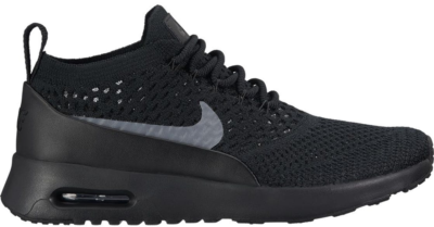 Nike Air Max Thea Ultra Flyknit Black Dark Grey (W) Black/Dark Grey 881175-004