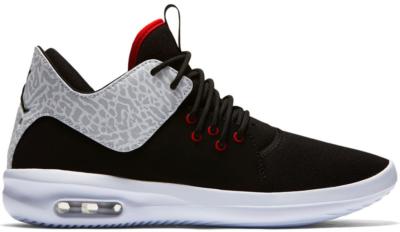 Jordan First Class Black Cement Black/White-Matte Silver-Gym Red AJ7312-002