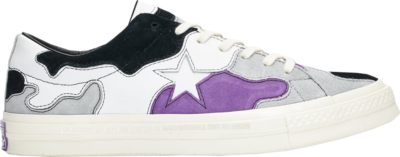 Converse One Star SNS Camo (Purple) Deep Lavender/Wolf Grey 161407C