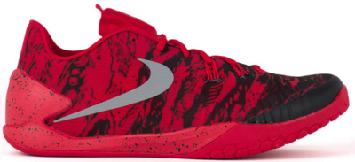 Nike Hyperchase James Harden PE University Red/Metallic Platinum-Black 803215-600
