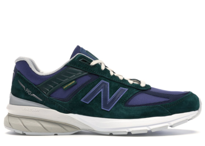 New Balance 990v5 Aime Leon Dore Life in the Balance Green/Blue M99OAL5